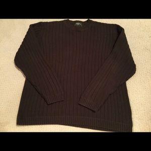 Brown men's sweater